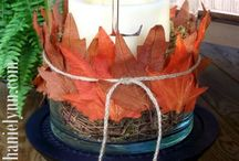 Farm to Table Fundraiser Decorating Ideas / Decorating ideas for HCFM's Farm to Table Fundraiser. To be held November 16th 7 to 10 pm.