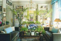 Love these interiors