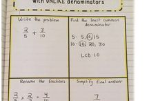 Fifth grade fractions