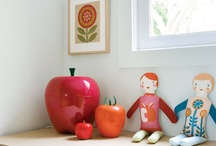 deco kid / chambre d'enfant, déco, astuces, petites et grandes idées... kid room, deco & design / by Céline Royannaise