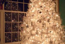 Christmas trees with themes