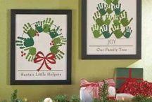 Christmas crafts / by Kari NaPier