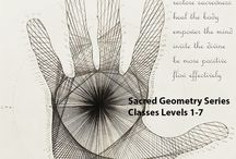 sacred geometry / Learning about the deep significance of this ancient knowledge & how it can revolutionaries your life!