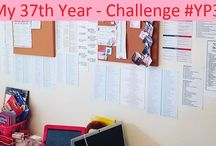 37th Year Challenge (updated weekly) #yp37