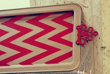 Chevron Love / by Craftbaby