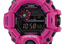 G Shock / Fun Sporty Watches for Everyone!