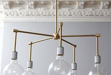 Illumination / A collection of great lights, lamps and anything cool when it comes to illumination. / by Joanna Sims