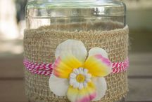 Canning Jar Creativity / by Adrienne Stamback