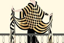 Erté / A selection of Erté images, available from around the internet.  http://www.flametreepublishing.com/