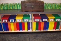 First Grade Classroom / by Kaylea Kaaihili