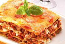 Italian food / Cibo italiano