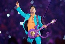 The Purple One / Prince Rogers Nelson (1958-2016)