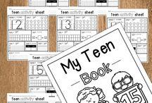 {Classroom- Maths: Teen Facts}