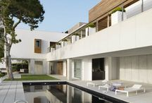 Patio and garden architecture inspirations