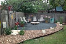 Hardscaping in Texas Heat