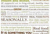 Real Food / 100 Days of Real Food / by Jamie Dugan
