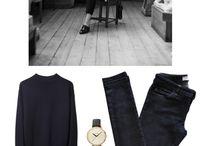 Черные наряды