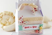 Gift Packaging / by Inspired by Stamping