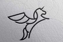 Logo Design (Golden Ratio)