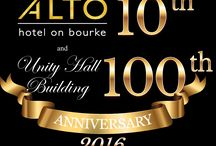 History / History of Alto Hotel and the building
