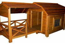 Dog house for zuke