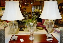 Used Furniture, Boca Raton Florida, Lamps / Huge Assortment Of Lamps  Located In The