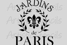 Sablony Paris