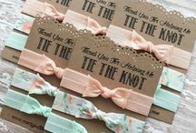 Bridesmaid gifts / Beautiful and unique gifts for your brides maids