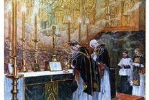 Msza Święta-Boska Liturgia