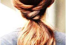 Beautiful Hair and style / by Sandra Machichi