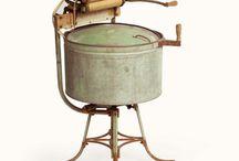 vintage washing mashine