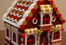 How to build lego christmas lego