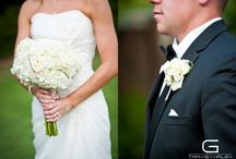 Bridal Bouquets and Boutonnieres / Bridal bouquets and boutonnieres from some of our brides here at the Dominion House.