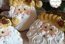 Cupecake decorations