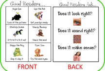 Fix Up Strategies for First Graders