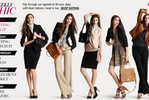 Clothes for work... Yay or Nay?   / by Lauren-Nicole Isamazed