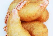 recettes beignet crevettes