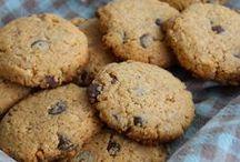 Biscoitos Doces sem lactose