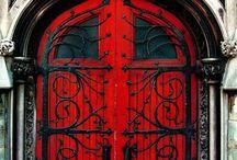 Be an opener of doors...