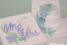Karten zu Hochzeit