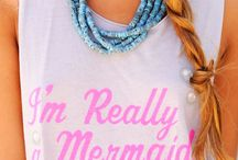 Mermaids: Why Can't I Be One? / by Emily Cooper