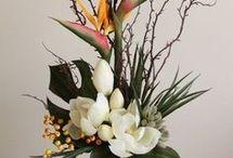 λουλούδια συνθεση