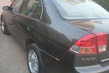 Civic Car karachi