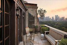 Balconies & gardens