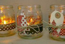 sklenice-vyroba svicnu