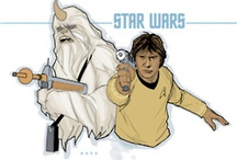 Geek / Geeky stuff from movies and pop culture, including my own tshirt designs