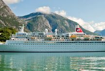 Fred. Olsen cruise Lines / Cruise around the world