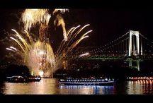 Fireworks in Tokyo 東京の花火大会 / Fireworks in Tokyo 東京の花火大会