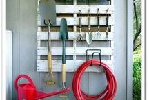 Uskladnění nástrojů