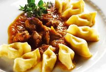 Slovenia food travels / Although influenced from all the neighbouring countries, Slovenian food still has a distinctly unique character. Gourmet pleasures are valued highly in Slovenia and every visit should not be missing a traditional dish.